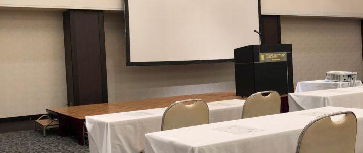 ふくしまロボット産業推進協議会 令和元年総会に出席しました